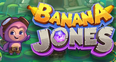 Monkeying Around with Banana Jones