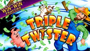 Triple Twister Twists Towards Confusion