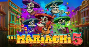 Its Time to Break out the Tequila and Celebrate with The Mariachi 5
