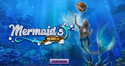 MERMAID PEARLS SLOT REVIEW