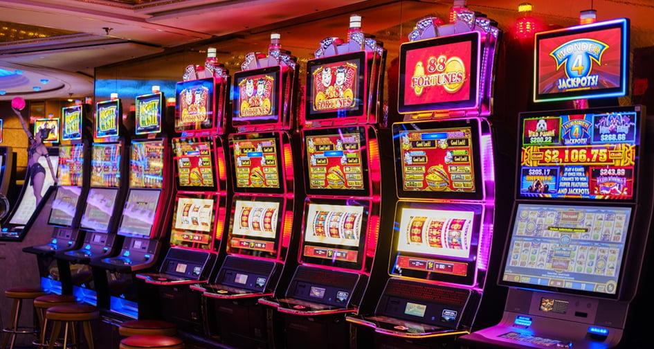 slot mashines casino