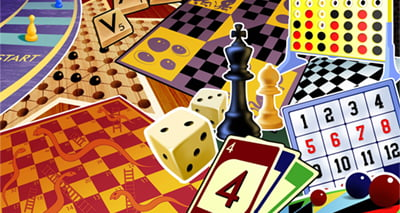 THE HISTORY OF BOARD GAMES CREATION