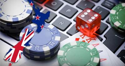 DEVELOPMENT OF GAMBLING IN NEW ZEALAND