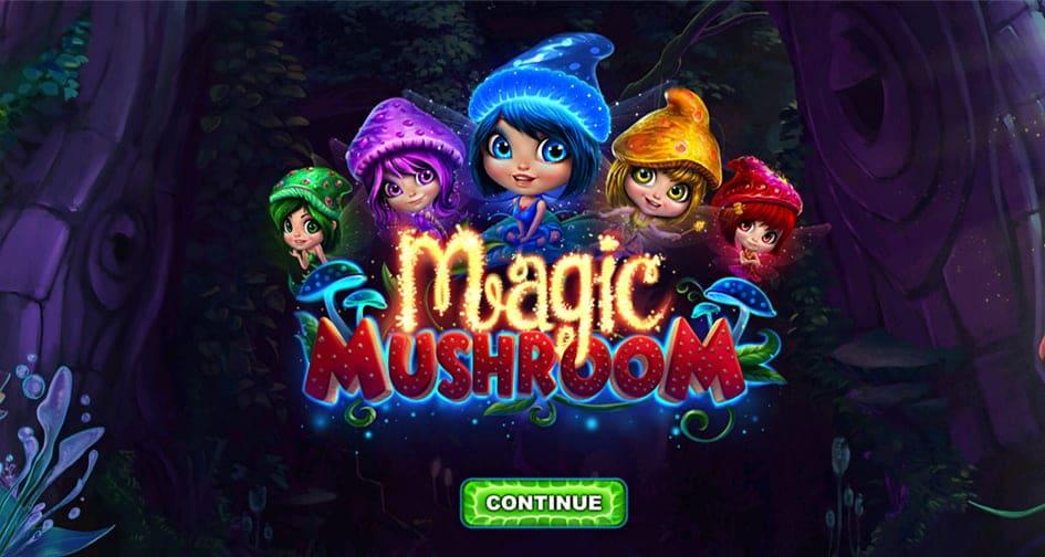 Magic Mushroom Slot Machine Review