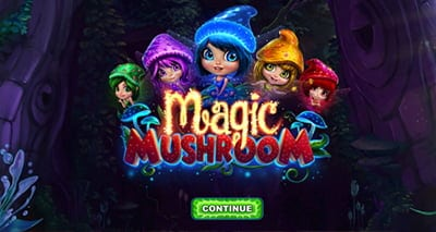 Magic Mushroom Slot Machine Review
