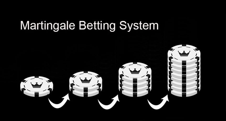 Martingale betting system flaws definition sports betting line nfl football