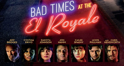 """Bad Times at the El Royale"" Movie Review"