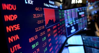 Betting on the Stock Exchange