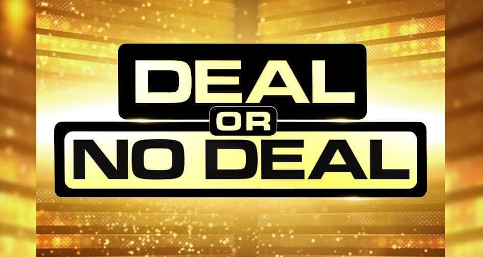 Deal or No Deal is Really Like Gambling