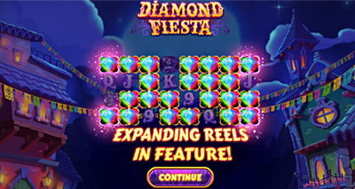 Diamond Fiesta Slot Review