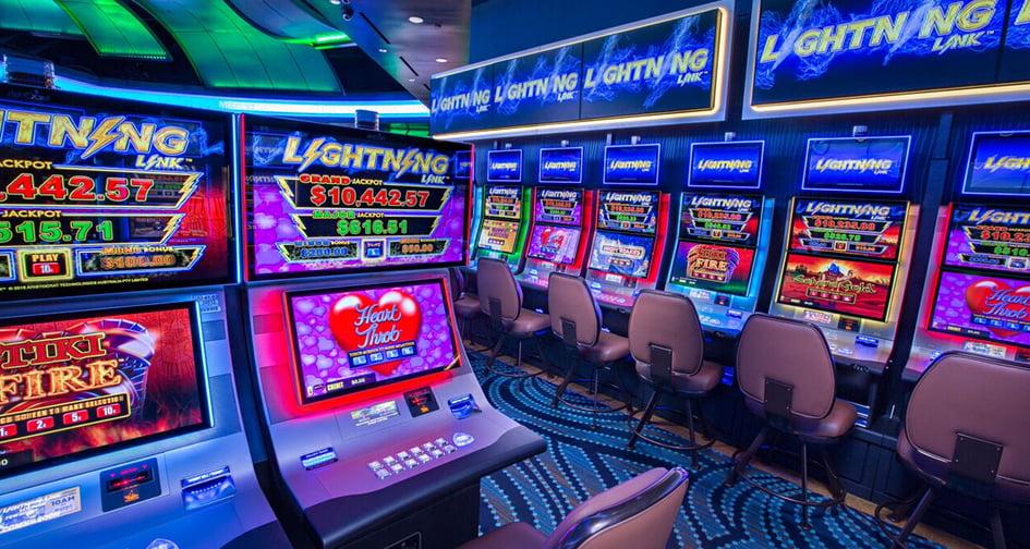 What Does it Mean When a Slot Machine Tilts?