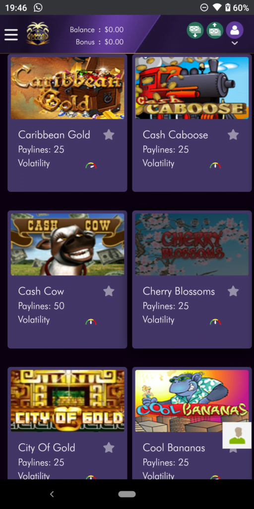 miami club casino games entertainment