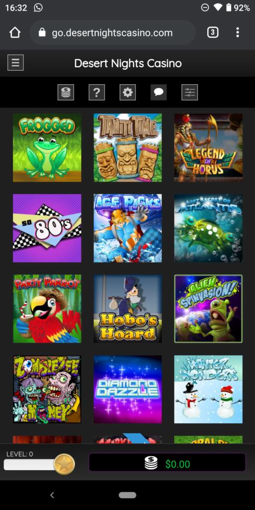 desert nights Experience (Games, Entertainment, Fun)