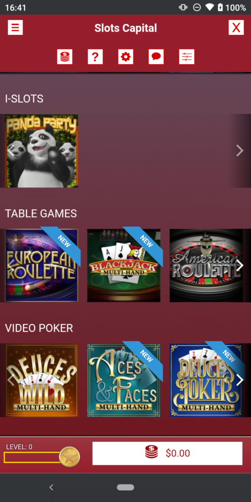 slots capital casino games